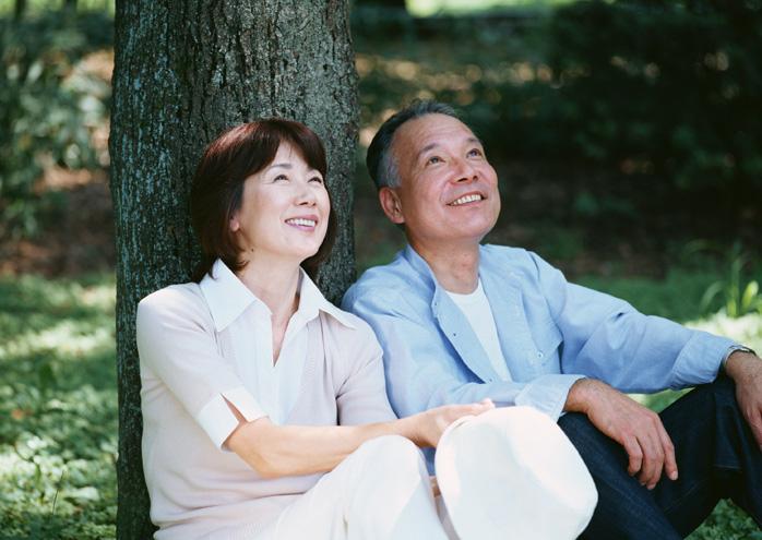 50代60代からの熟年結婚