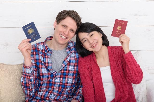 中高年の国際結婚