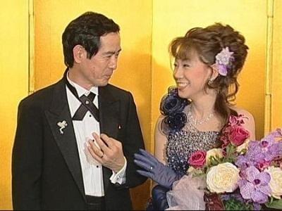 小倉さんとまきさん結婚